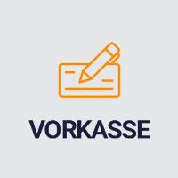 Vorkasse-Zahlung